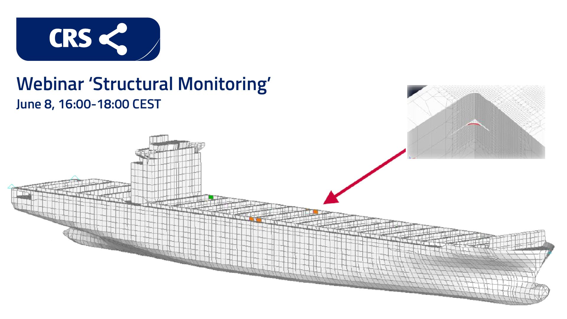 CRS SHARE webinar Structural Monitoring