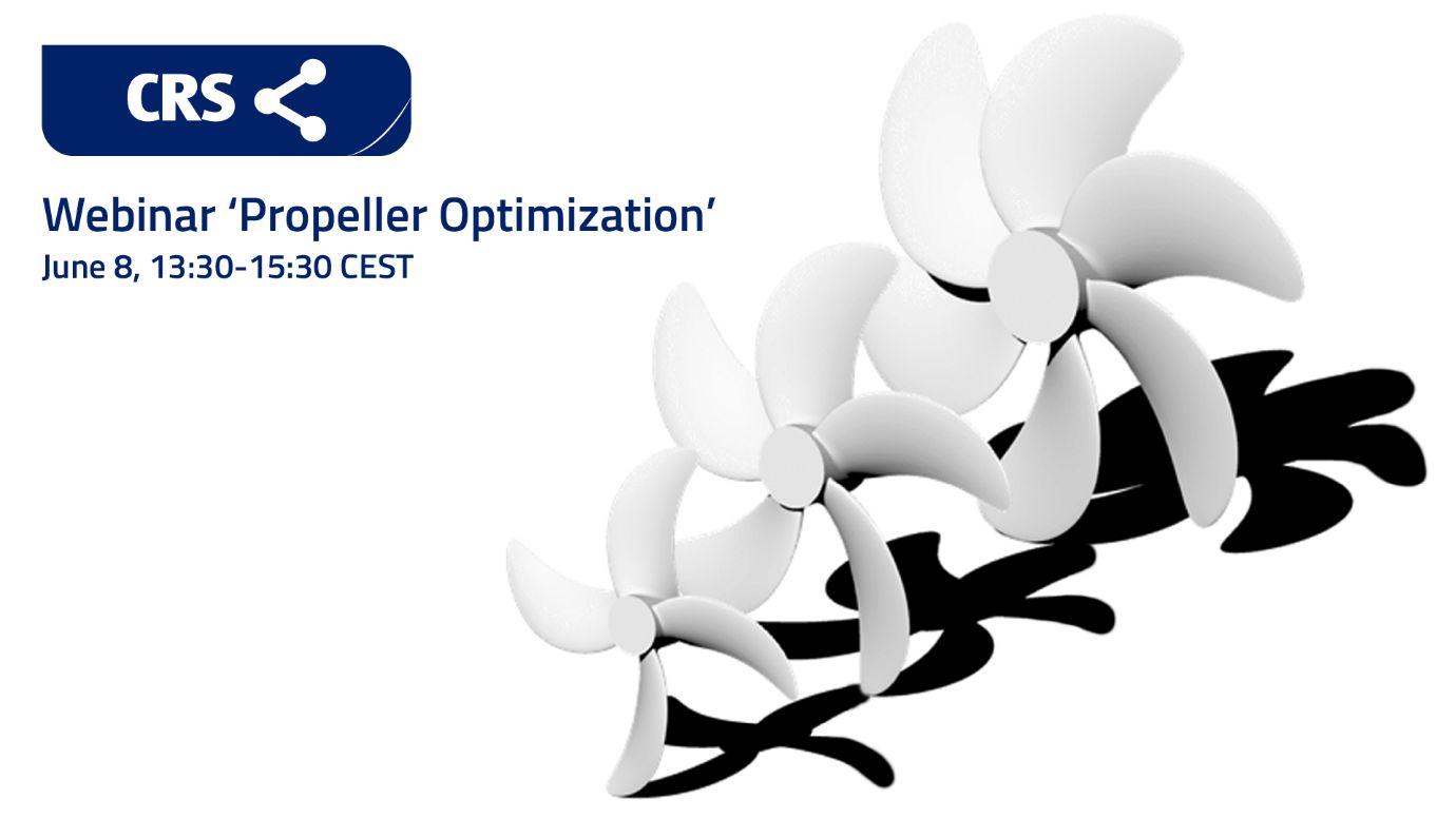 CRS SHARE webinar Propeller Optimization